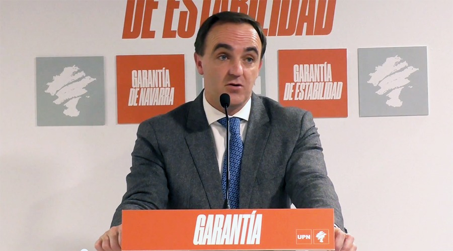 javier-esparza-garantia-navarra-upn