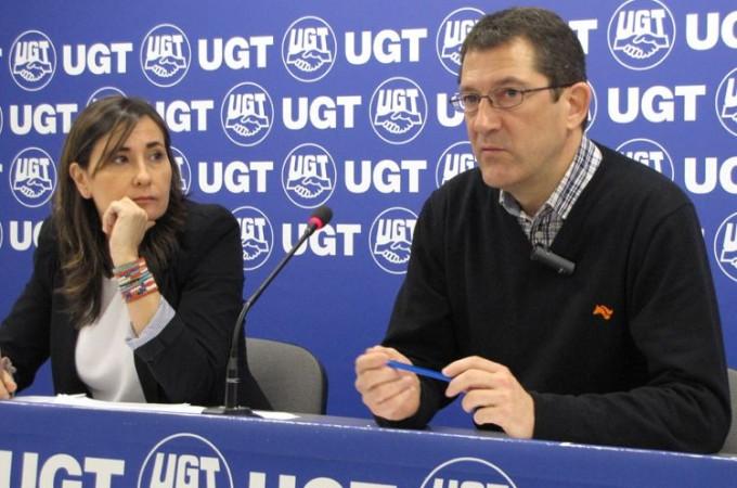 La crisis ha duplicado la temporalidad laboral en Navarra, denuncia UGT