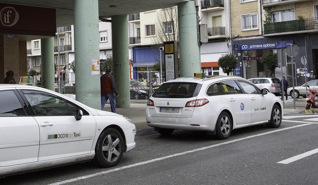 taxis-burlada