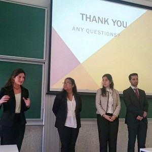 International Case Competition