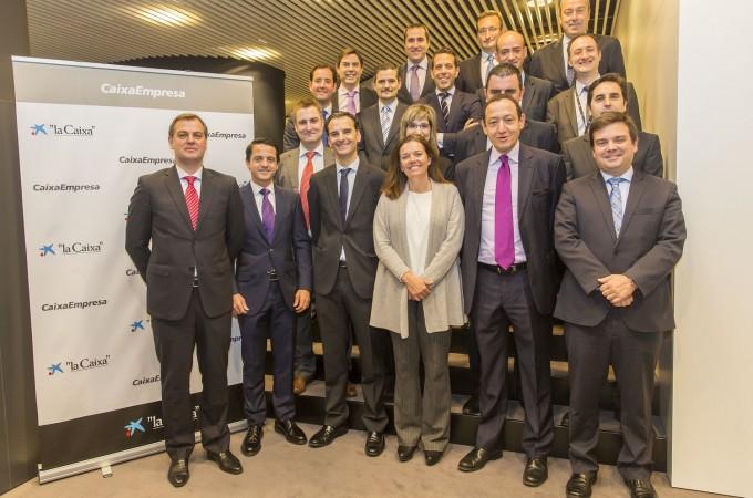 CaixaBank acompaña a las empresas en su internacionalización
