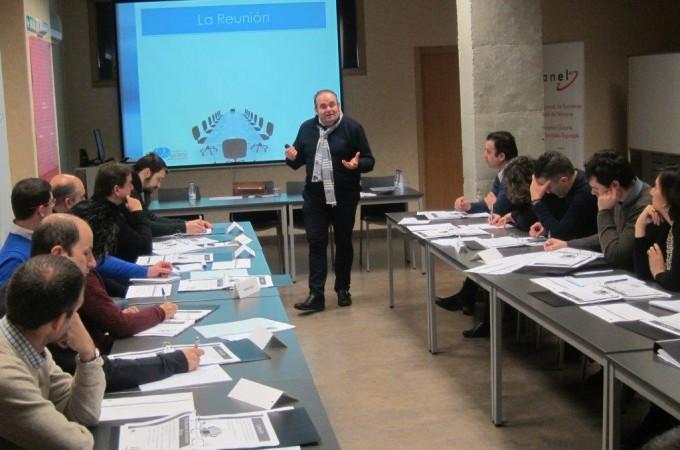 ANEL inicia su Programa de Liderazgo en Tudela