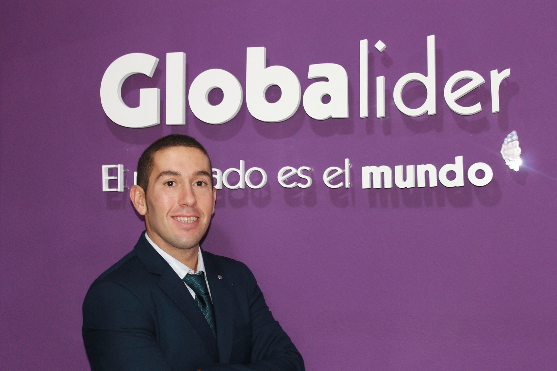Carlos Lezáun, gerente territorial de Globalider