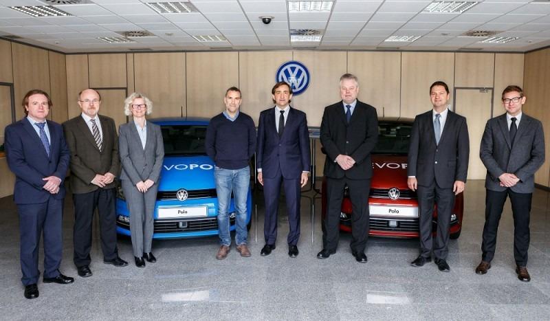 Dirección Volkswagen Navarra