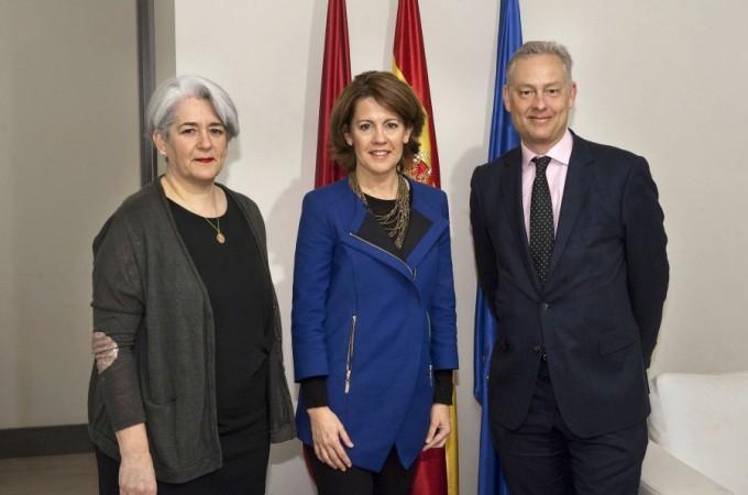Reino Unido se interesa por el desarrollo de las energías renovables en Navarra