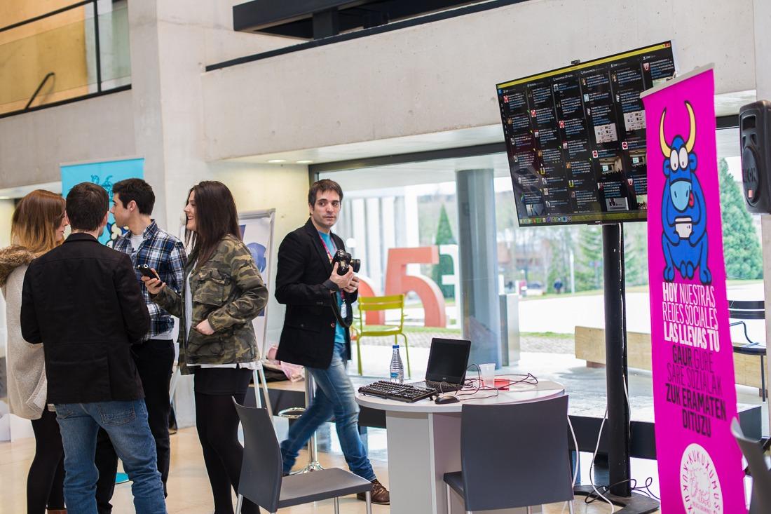 FCOMconecta. Networking en la Facultad de Comunicación