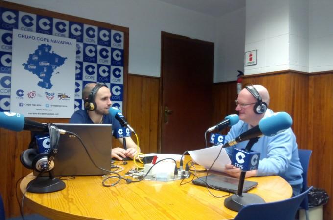 Nace 'Navarra Capital COPE', la radio para las empresas y la economía de la Comunidad foral