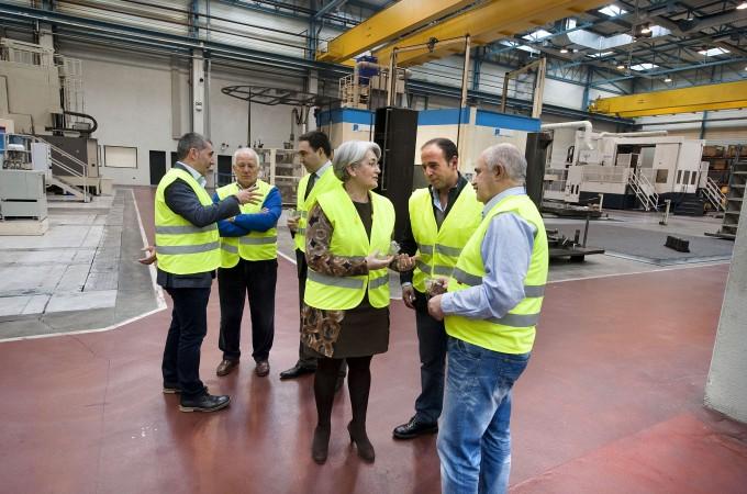 Lekunberri, futuro polo industrial del sector del mecanizado en Navarra
