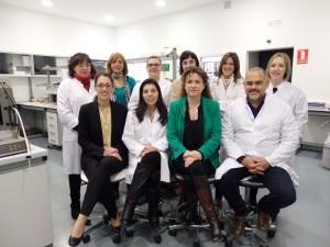 Equipo de Iden Biotechnology