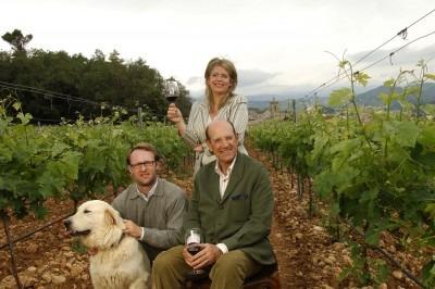 Familia Canalejo, Pago Larrainzar