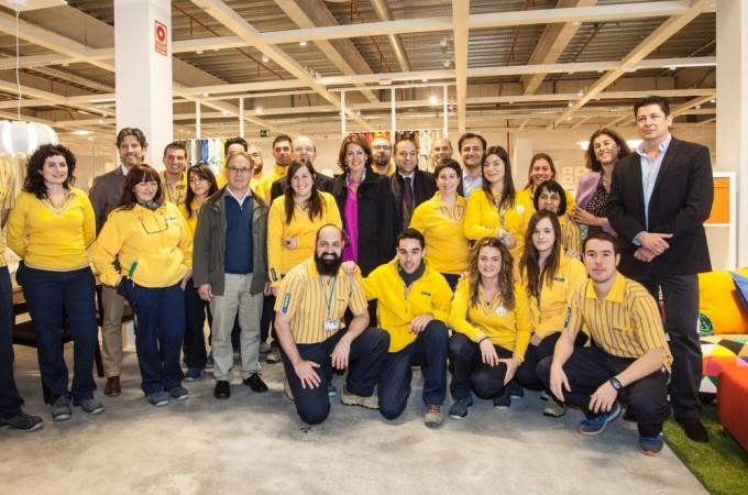 IKEA inaugura su primer Punto de Entrega de la Península en Navarra