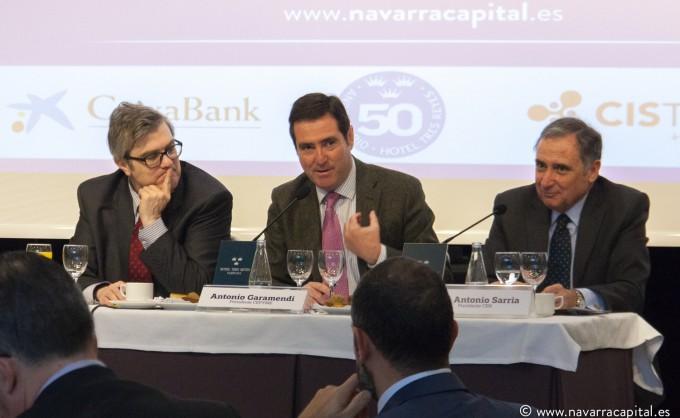 Desayunos Empresariales con Antonio Garamendi