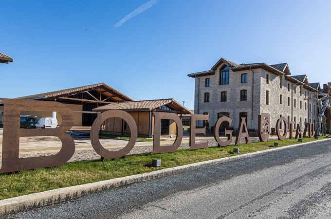 Nuevas inversiones en Bodega Otazu