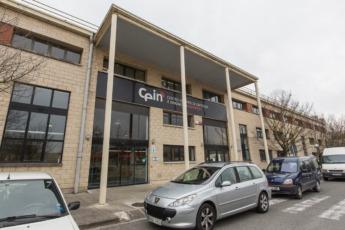 Instalaciones de CEIN, donde los ganadores podrán desarrollar su proyecto durante 6 meses.