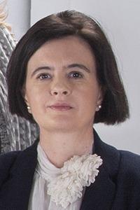 Cristina Sotro - vicepresidenta AMEDNA