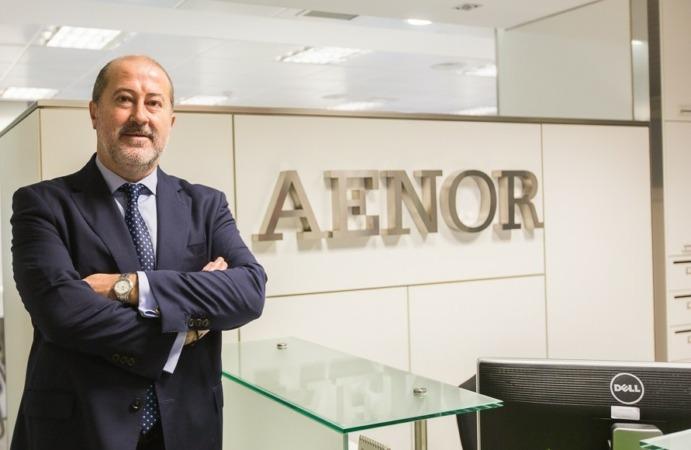 Emilio Flamarique AENOR