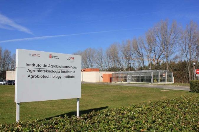 Sede del Instituto de Agrobiotecnología de Navarra