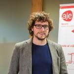 Ion Esandi, presidente AJE