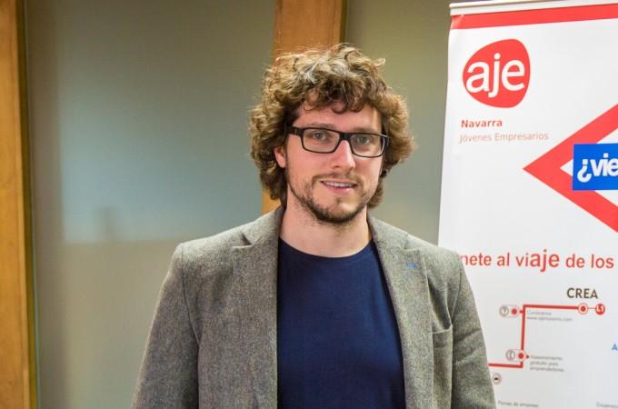 Ion Esandi, nuevo presidente de AJE Navarra