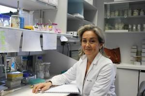 Mª Jesús Grilló, directora del IdAB