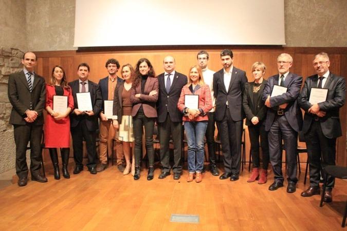 Premiados por la Fundación Moderna