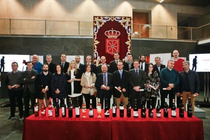 vinos y parlamento