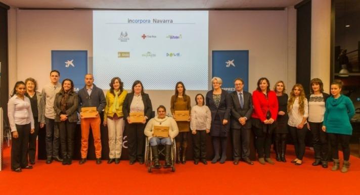 20141117 Incorpora-6 grupo premiados con entidades sociales