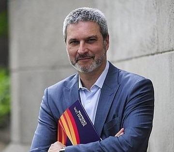 José Ramón Bosch, presidente de Sociedad Civil Catalana.