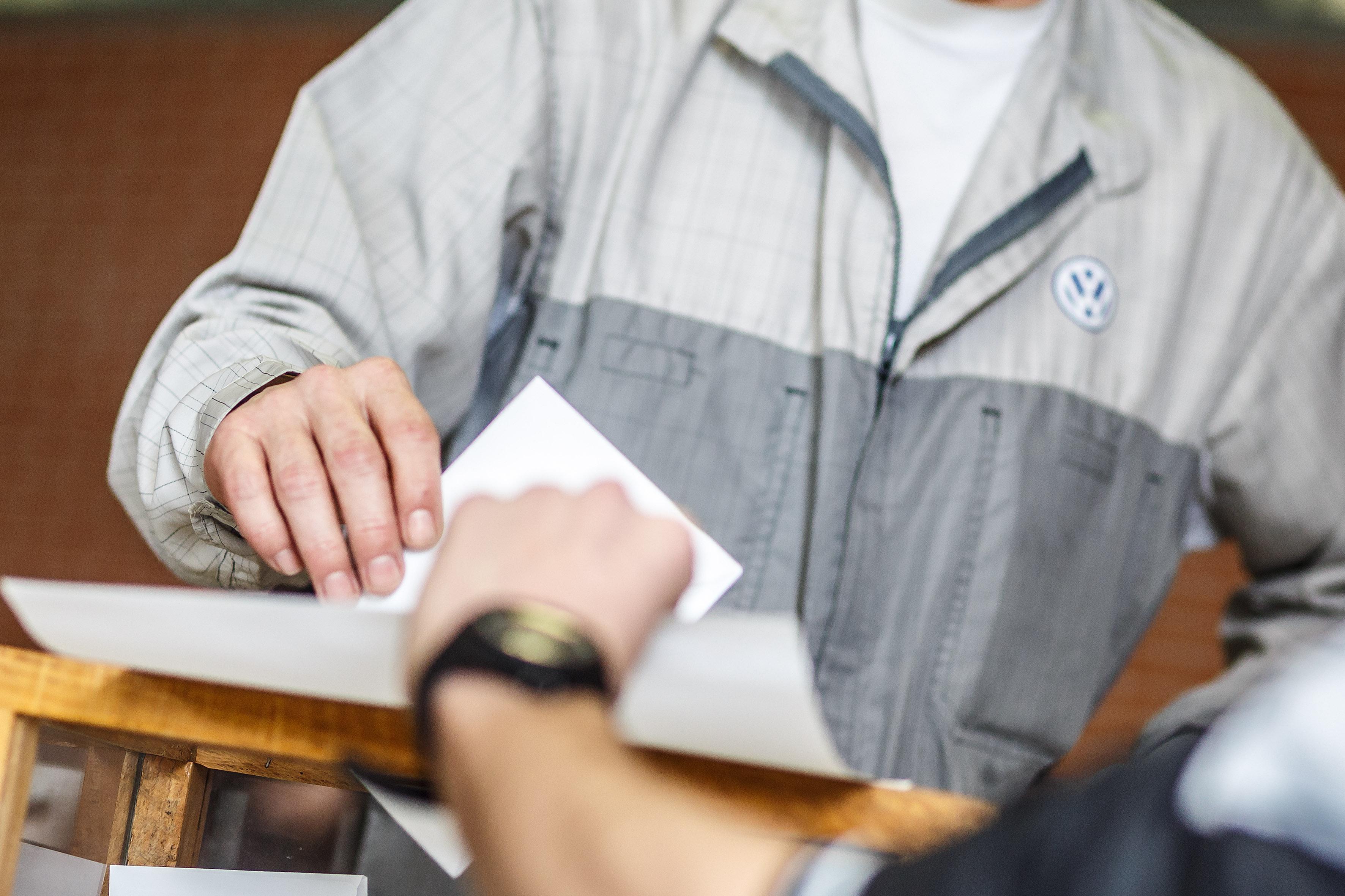 Dirección y Sindicatos han designado a sus representantes en la negociación del Convenio Colectivo de la factoría de Landaben.