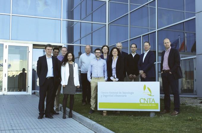 El CNTA coordina un proyecto europeo de Innovación dotado con 2,3 millones de euros