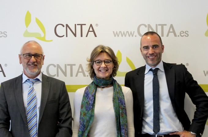 Visita al CNTA y encuentro con los representantes del sector agroalimentario navarro