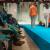 Ya es primavera en El Corte Inglés. Desfile de moda en Baluarte.