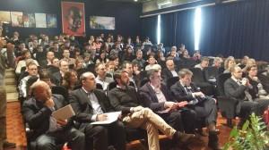 Público asistente a las VI Jornadas Técnicas de FP Dual en Salesianos