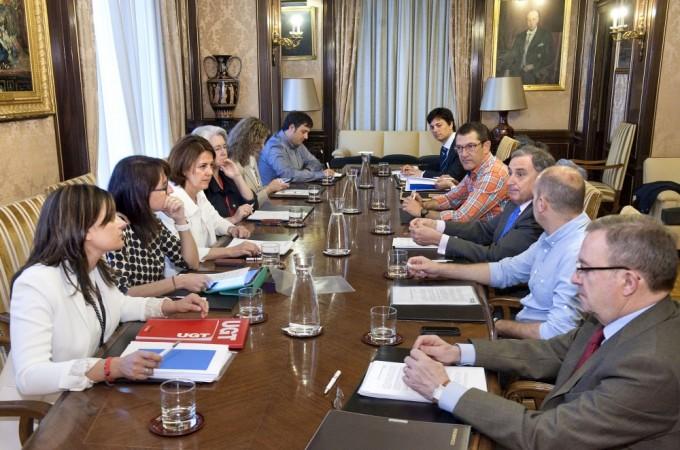 El Consejo del Diálogo Social valida el Plan de Salud Laboral