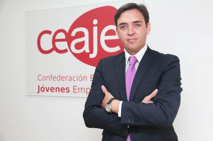 Juan Merino, presidente de CEAJE, próximo invitado a los 'Desayunos Empresariales' de Navarra Capital