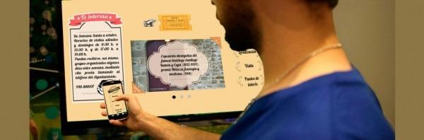 Aplicación para el museo   Ramón y Cajal