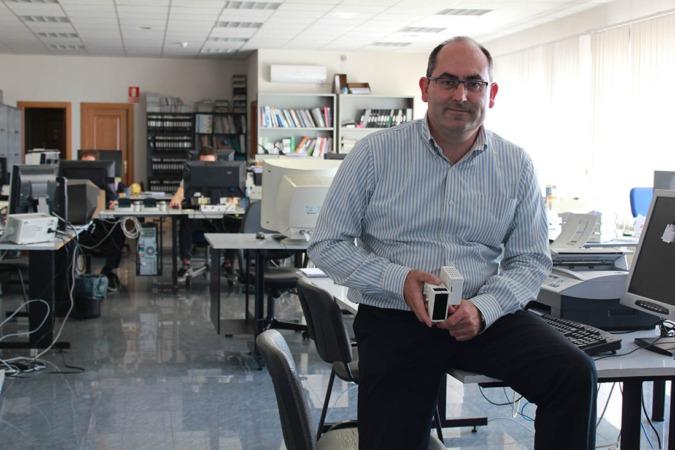 Patxi Tornaría, gerente de Ingeniería Lator.