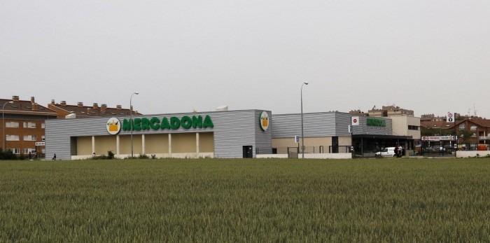Mercadona de Barañáin
