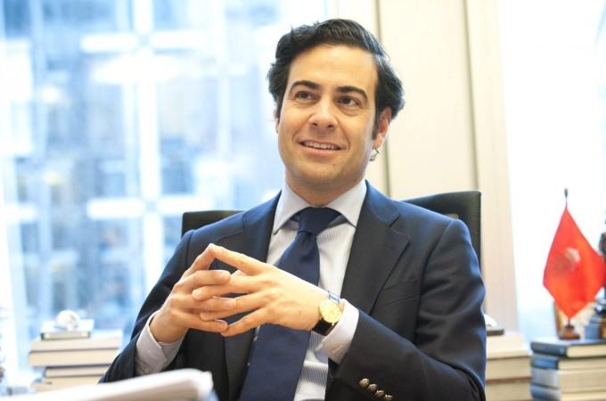Pablo Zalba pide a la UE apoyo para los emprendedores 'senior'