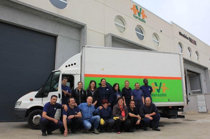 Varazdin: oportunidad de trabajo para olvidados