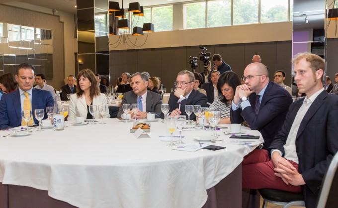 Desayuno Empresarial con Juan Merino, presidente de CEAJE