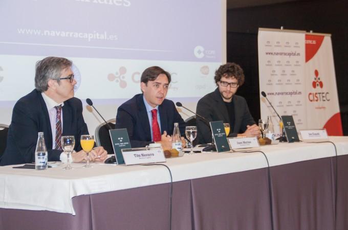"""Juan Merino: """"Tengo la convicción de que el cambio político no afectará al mundo empresarial"""""""