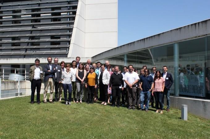El consorcio del proyecto europeo EU-GUGLE se reune en Pamplona