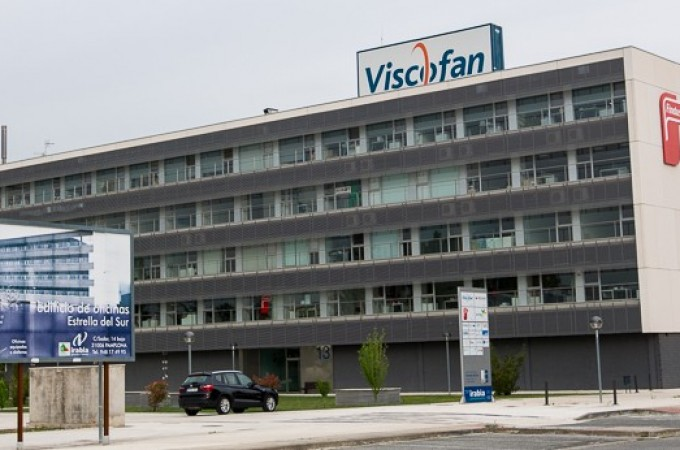 Viscofan anuncia inversión de 20 millones de euros en Cáseda