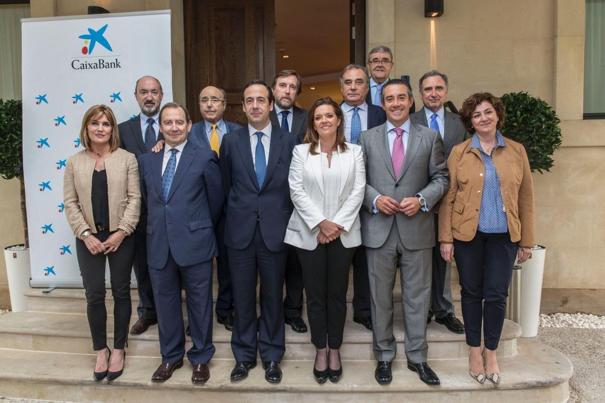 20150611 Reunión Consejo Asesor Territorial CaixaBank Navarra