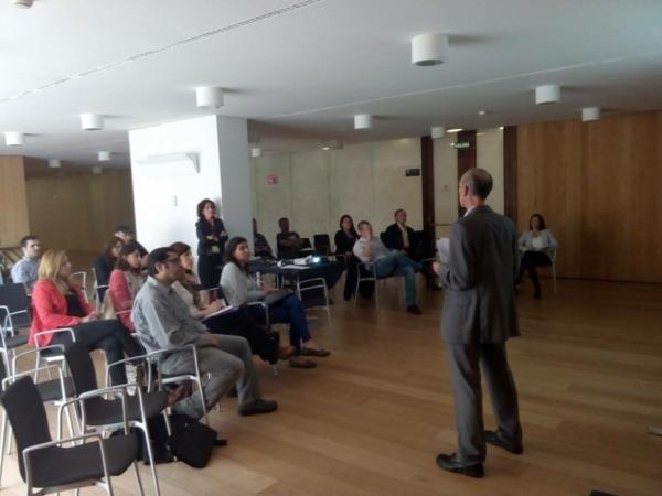 Alberto Morentin ANEL Cooperativa de Emprendedores