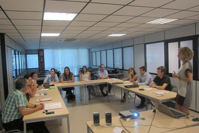 Elena Zabalza Cooperativa de Emprendedores ANEL Tudela