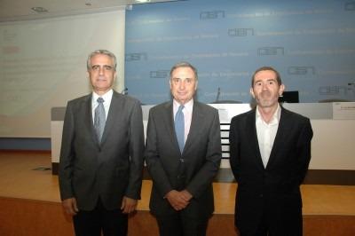 Elizalde, Sarriá y Gorriti han presentado el estudio