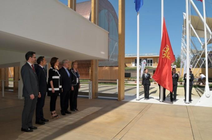 Navarra se presenta en la Expo de Milán como una región atractiva para invertir