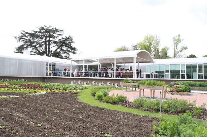 El Ayuntamiento de Pamplona presenta un taller de empleo centrado en jardinería y agricultura ecológica